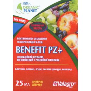 Benefit Pz (Бенефіт ПЗ), Біостимулятор збільшення плодів, 25 мл, Valagro