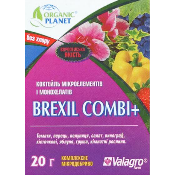 Brexil Combi (Брексил Комбі), мікроелементи в хелатній формі, 20 г, Valagro
