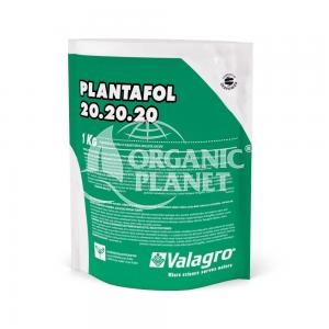 Plantafol (Плантафол), Мінеральне добриво, 1 кг, NPK 20-20-20, Valagro
