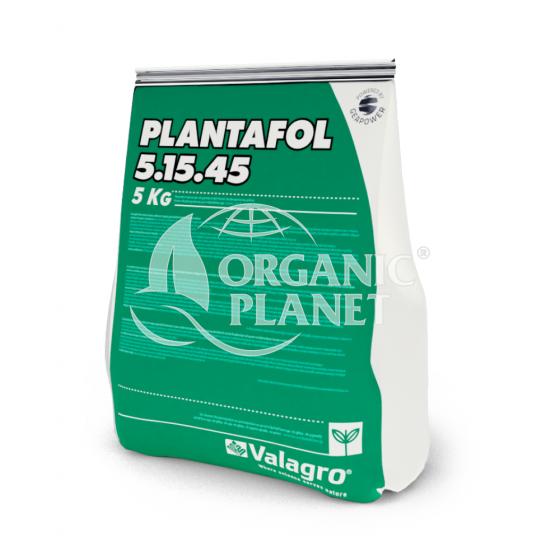 Plantafol (Плантафол), Мінеральне добриво, 5 кг, NPK 5-15-45, Valagro