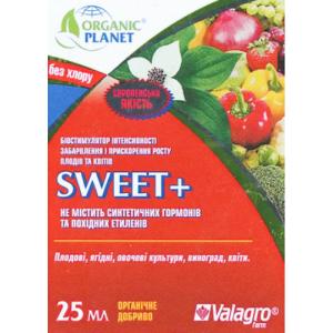 Sweet (Svit), Біостимулятор забарвлення плодів, 25 мл, Valagro