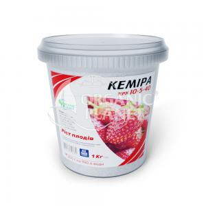 Кеміра Organic Planet, хелатне мінеральне добриво для позакореневого підживлення, NPK 10-5-40, 1 кг