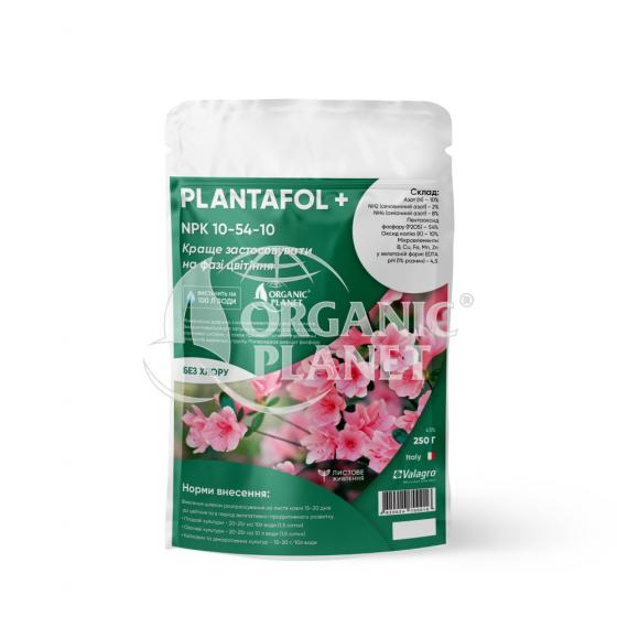 Plantafol (Плантафол), Минеральное удобрение, 250 г, NPK 10-54-10, Valagro