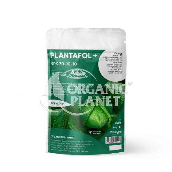Plantafol (Плантафол), Минеральное удобрение, 250 г, NPK 30-10-10, Valagro