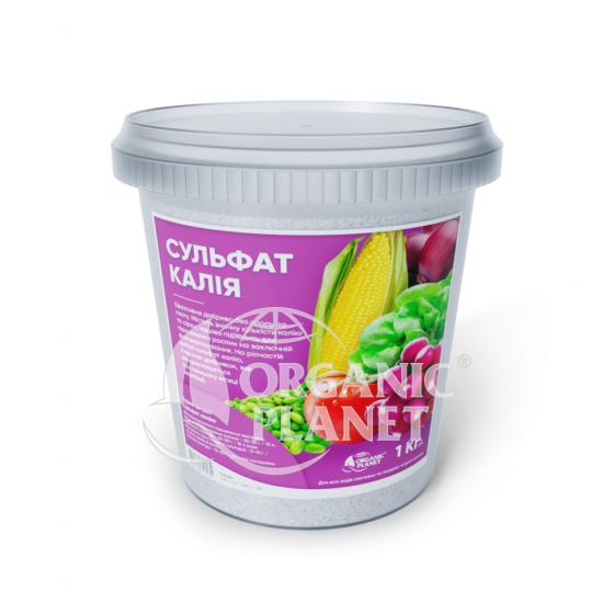 SoluPotasse (Солюпотасс), Сульфат калия, 1 кг