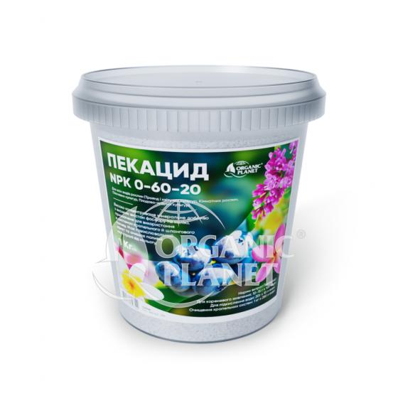 Pekacid (Пекацид), Минеральное удобрение, NPK 0-60-20,1 кг